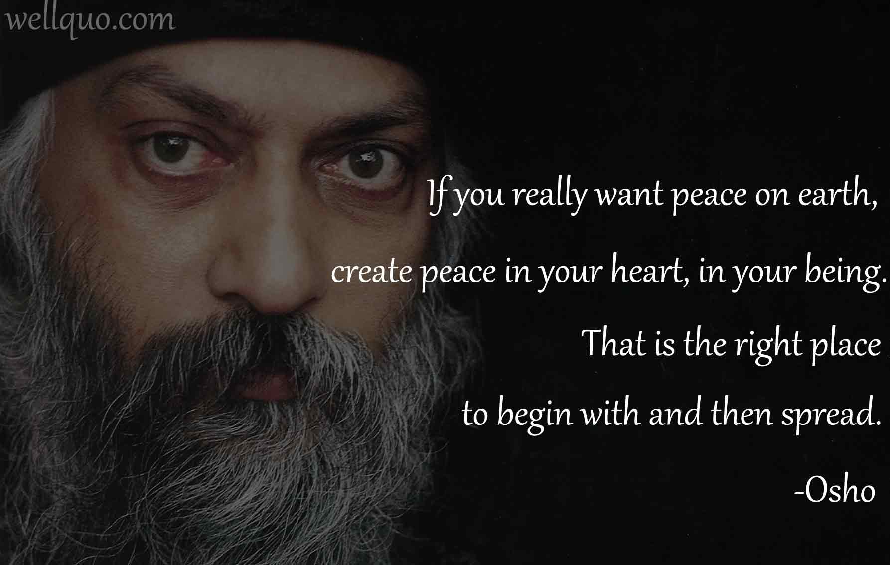 Osho Quotes on Life & Love - Wellquo.com