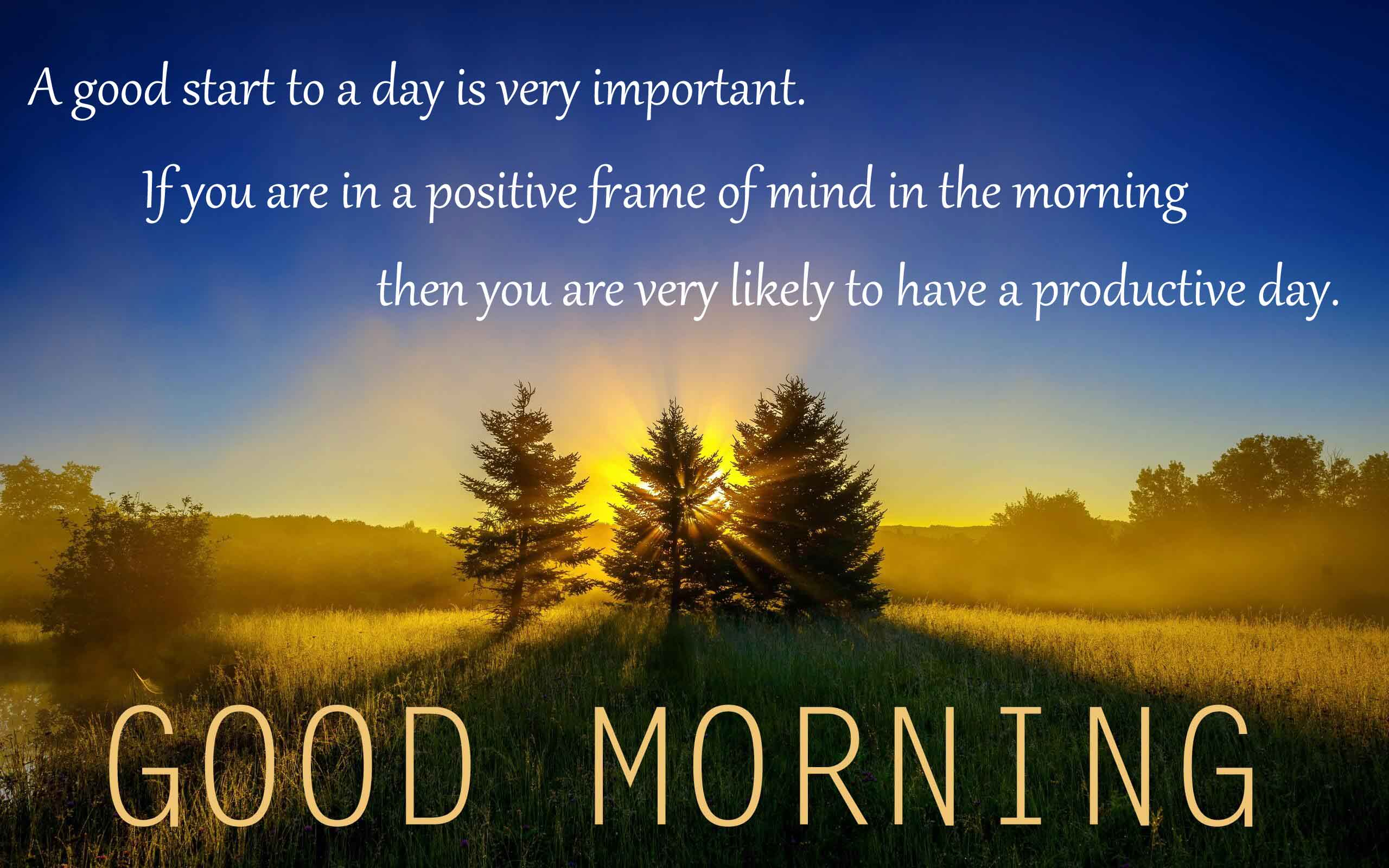 Good Morning Quotes for the Day - Well Quo