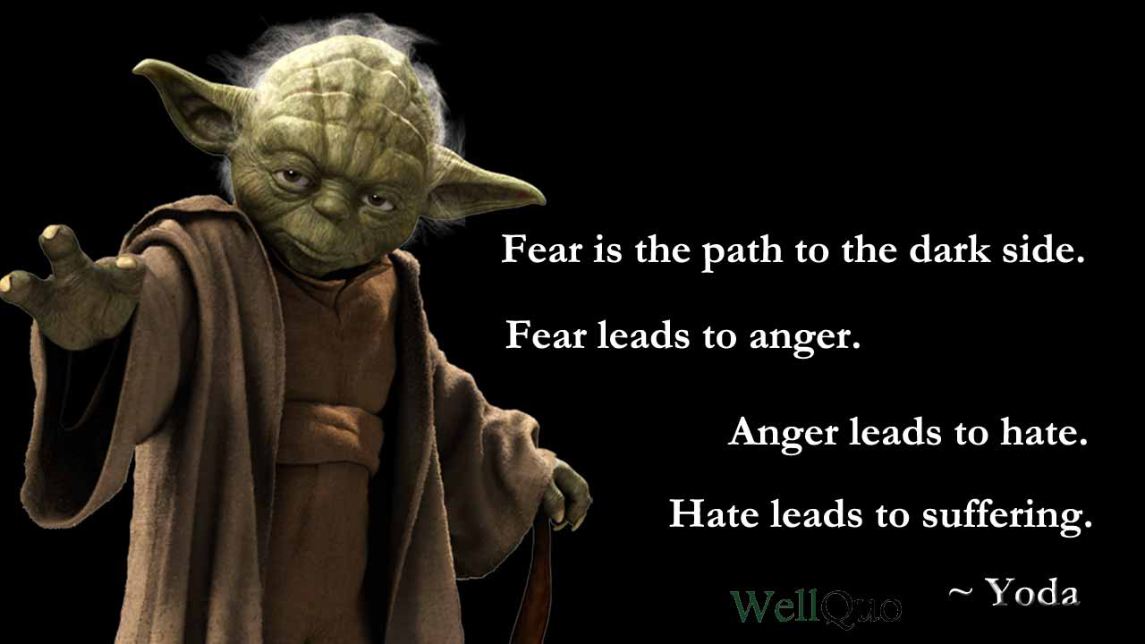 9+ Yoda Quotes of Knowledge and Courage - Well Quo