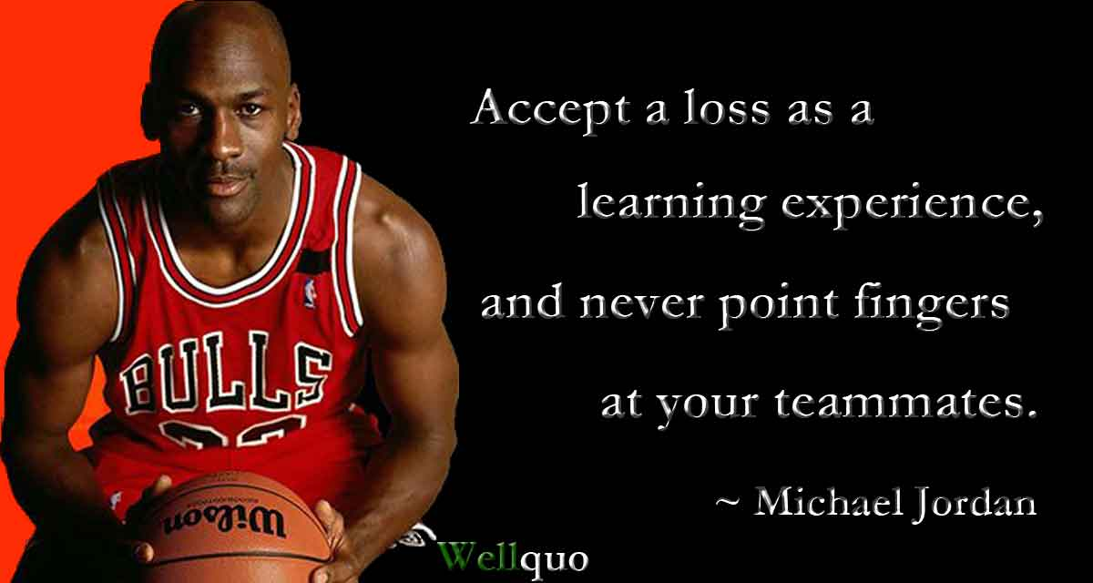 Hermano Confuso compromiso  Michael Jordan Quotes to Achieve Success - Well Quo