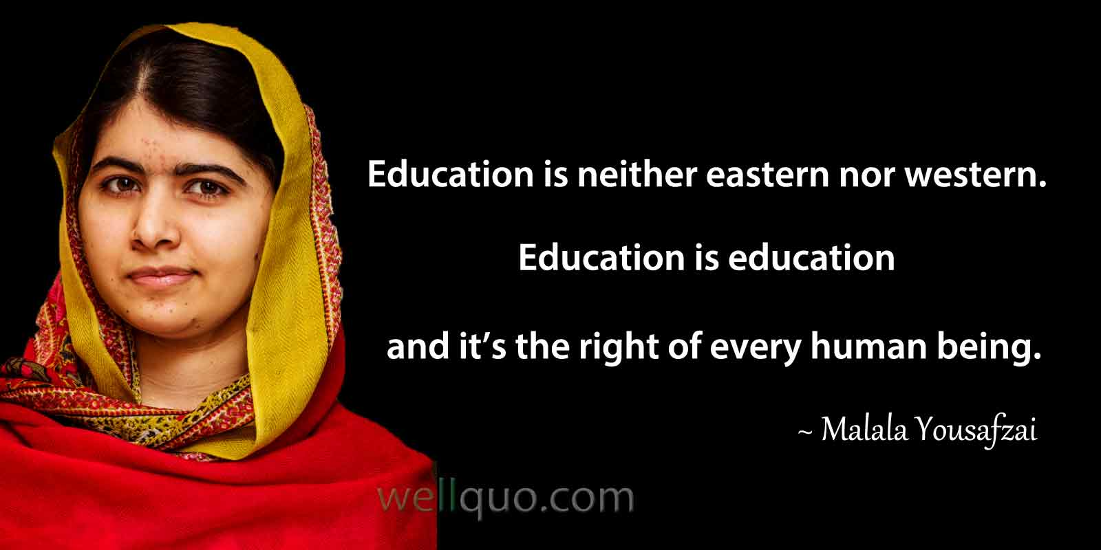 Malala Quotes On Education Courage And Women S Empowerment Well Quo